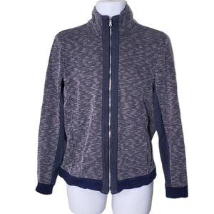 A X Armani Exchange Full Zip Sweater - Men's